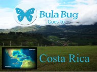 Bula Bug goes to Costa Rica