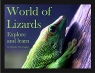 World of Lizards Photo Contest – Contest Soon!