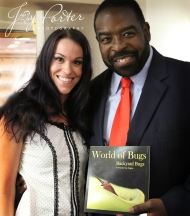 Bula Bug Gets Some Love from World Famous Les Brown
